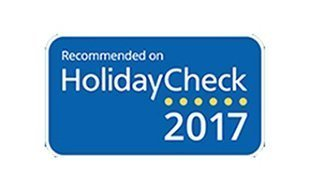 HOLIDAYCHECK AWARD 5.7*
