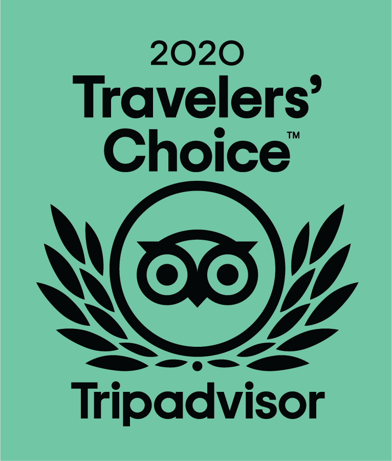 Travelers' Choice 2020