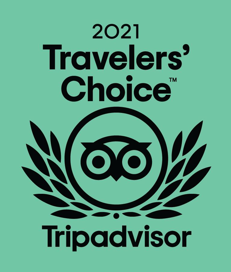 Travelers' Choice 2021